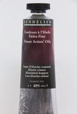 Sennelier, Fine Artists' Oil Paint, Alizarin Crimson, 695, 40ml Tube, Series 3