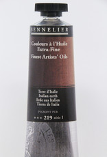 Sennelier, Fine Artists' Oil Paint, Italian Earth, 219, 40ml Tube, Series 1