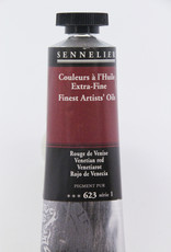 Sennelier, Fine Artists' Oil Paint, Venetian Red, 623, 40ml Tube, Series 1