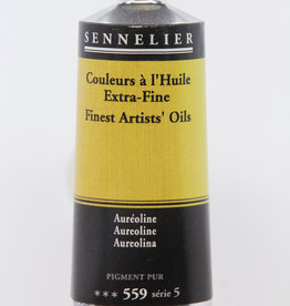 Sennelier, Fine Artists' Oil Paint, Aureoline, 559, 40ml Tube, Series 5