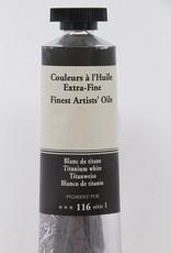 Sennelier, Fine Artists' Oil Paint, Titanium White, 116, 40ml Tube, Series 1