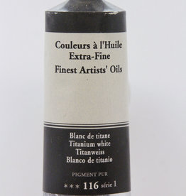 Sennelier, Fine Artists' Oil Paint, Titanium White, 116, 40ml Tube, Series 1