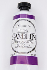 Gamblin Oil Paint, Dioxazine Purple, Series 2, Tube 37ml