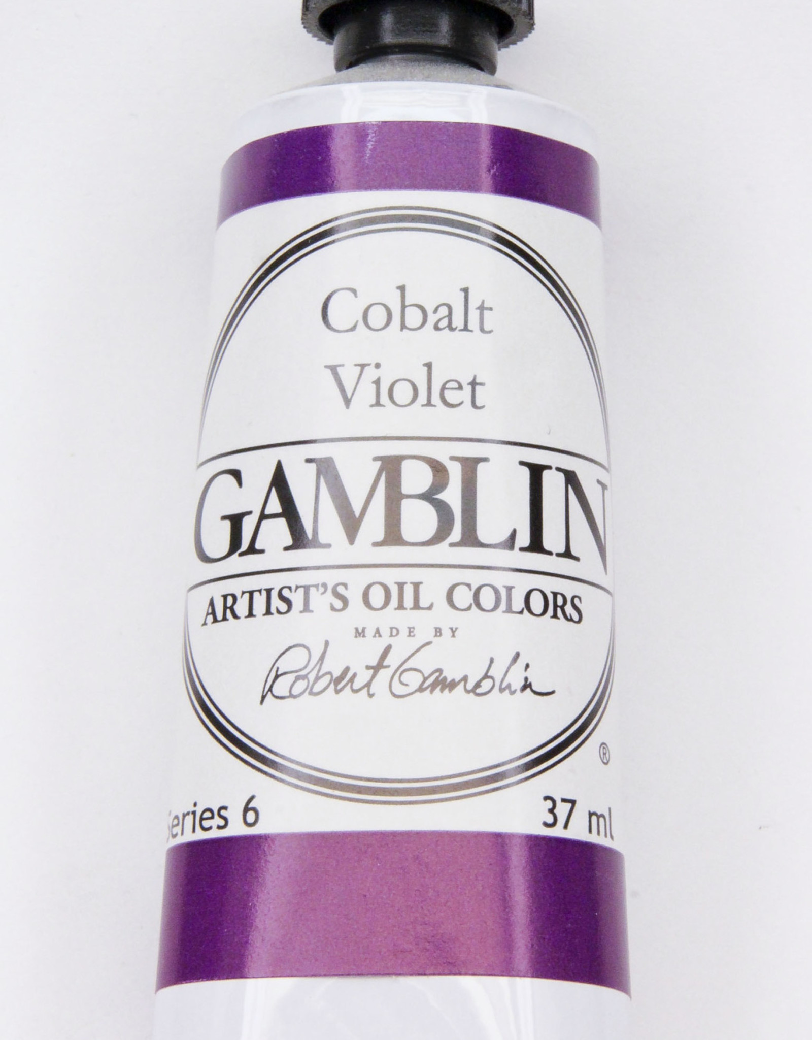 Gamblin Oil Paint, Cobalt Violet, Series 6, Tube 37ml