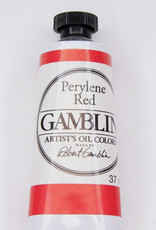 Gamblin Oil Paint, Perylene Red, Series 3, Tube 37ml
