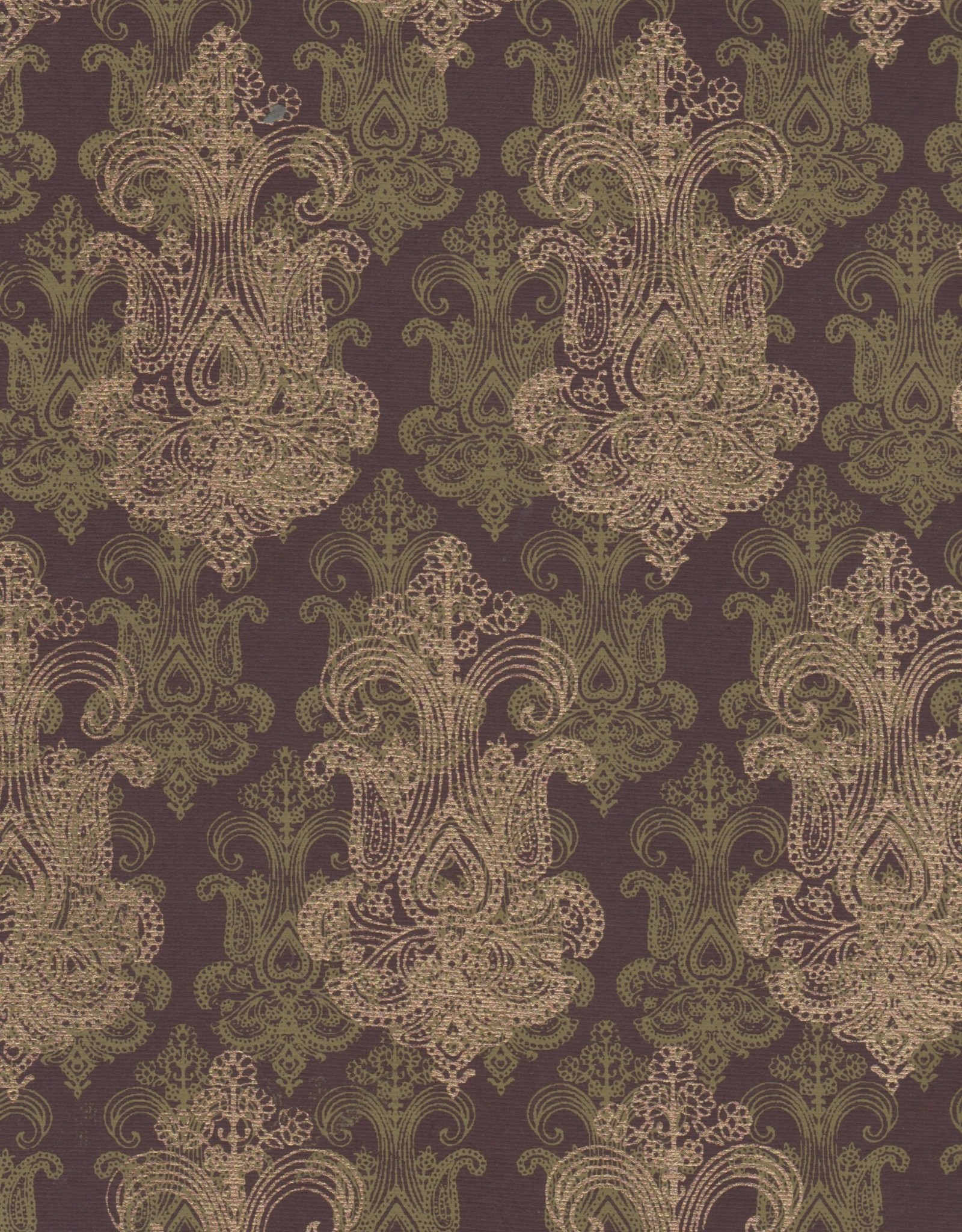 "Fleur Design Brown 22"" x 30"""