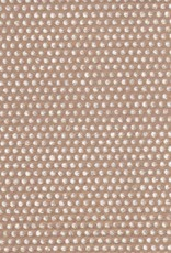 """Circle Mesh, Lace Pattern, 23"""" x 35"""""""