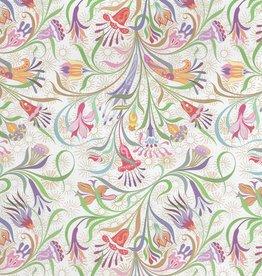 "Bertini Deco #745, 19"" x 27"", 65gsm"