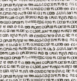 "Thai Lettering, 21"" x 31"""
