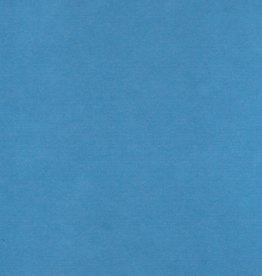 """Thailand Thai Mulberry True Blue, 25"""" x 37"""""""