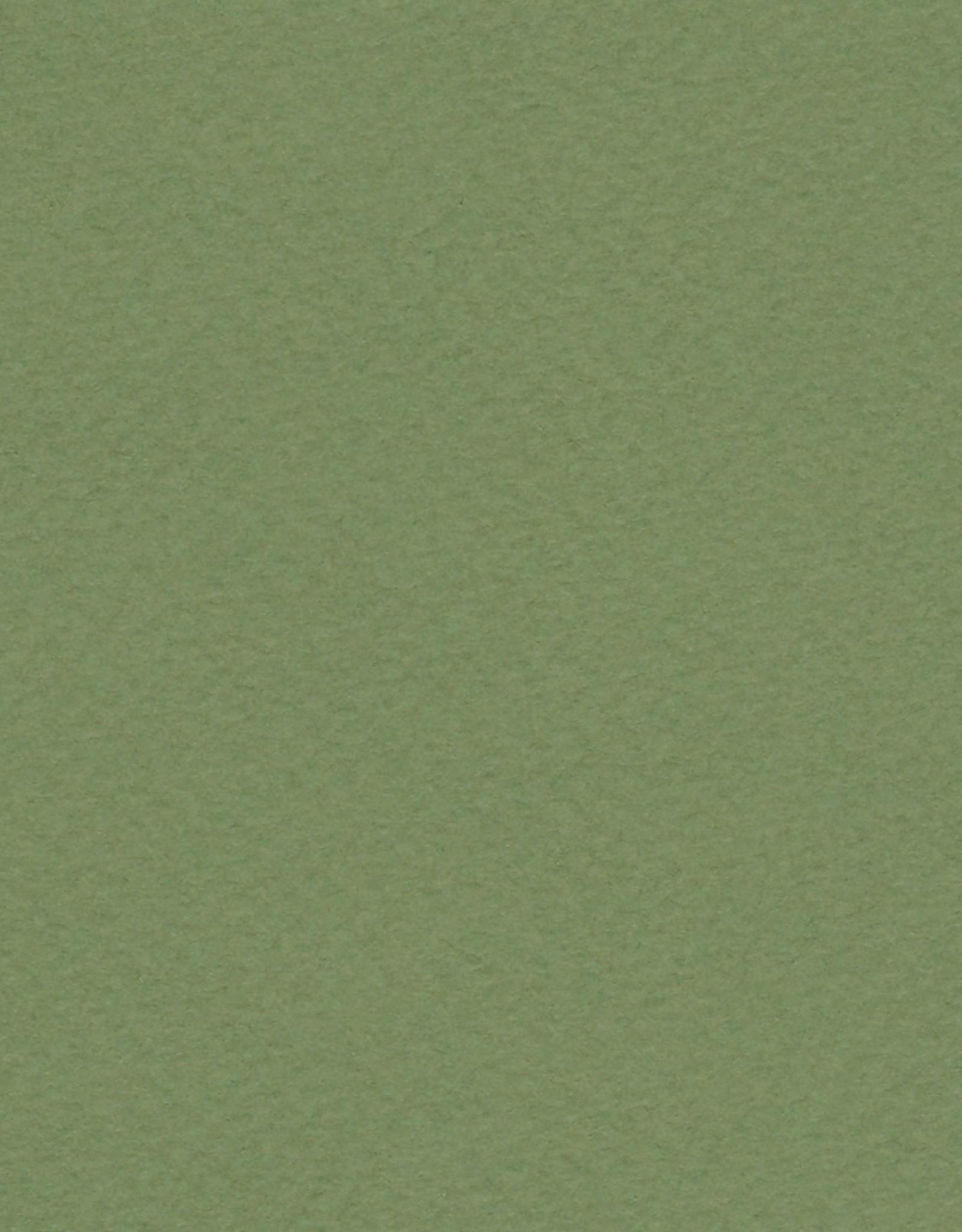 "Fabriano Tiziano #14, Moss Green, 20"" x 26"" 160gsm"