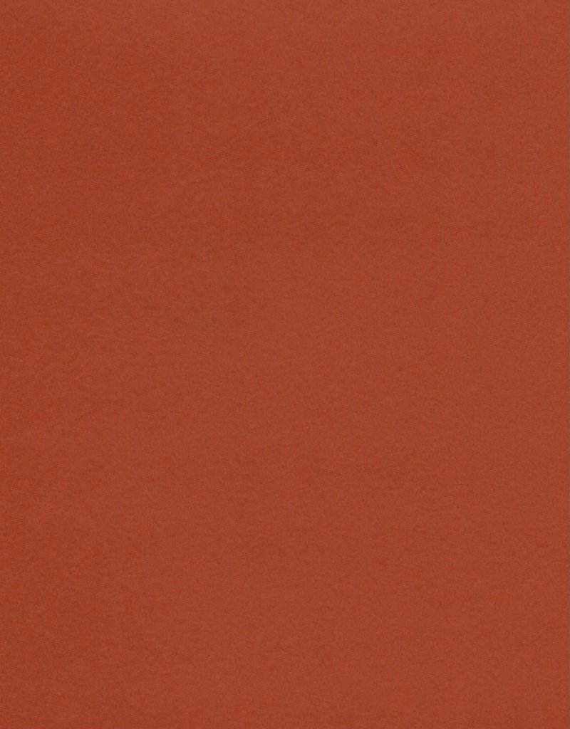 """Italy Fabriano, Vice Versa (Elle Erre), Burnt Umber, 20"""" x 27.5"""", 220gsm / 135#"""
