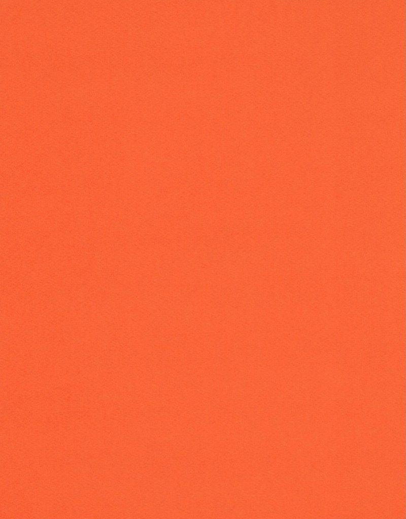 "Italy Fabriano, Vice Versa (Elle Erre), Orange, 20"" x 27.5"", 220gsm / 135#"