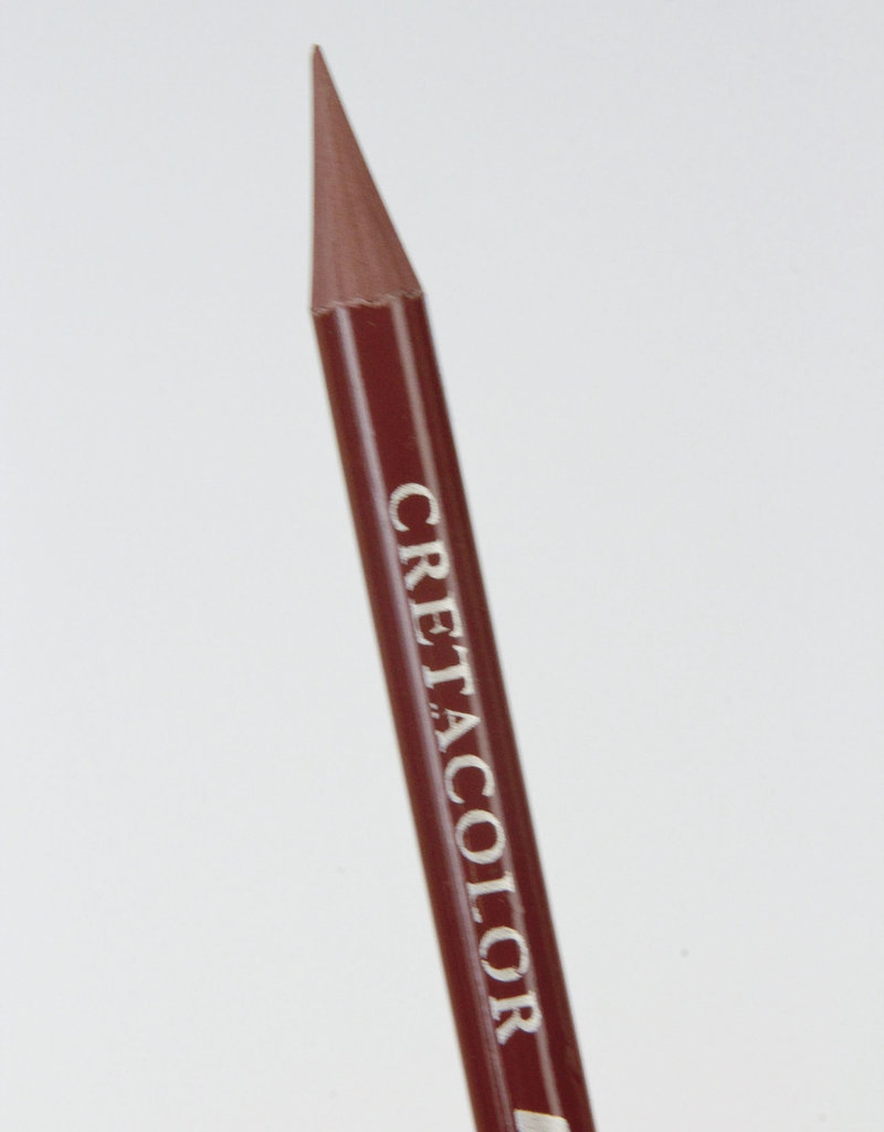Cretacolor, Aqua Monolith Pencil, Red Brown