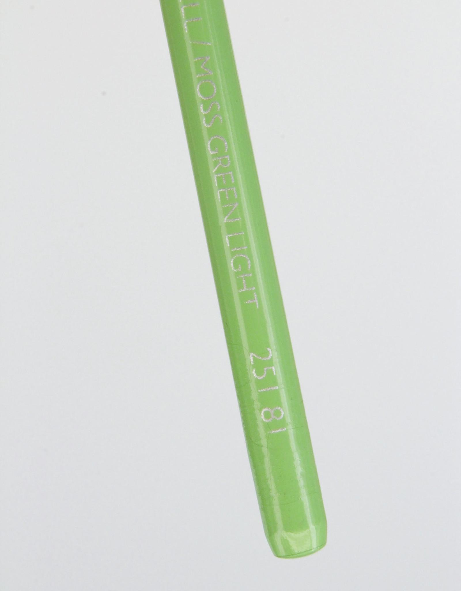 Cretacolor, Aqua Monolith Pencil, Moss Green Light