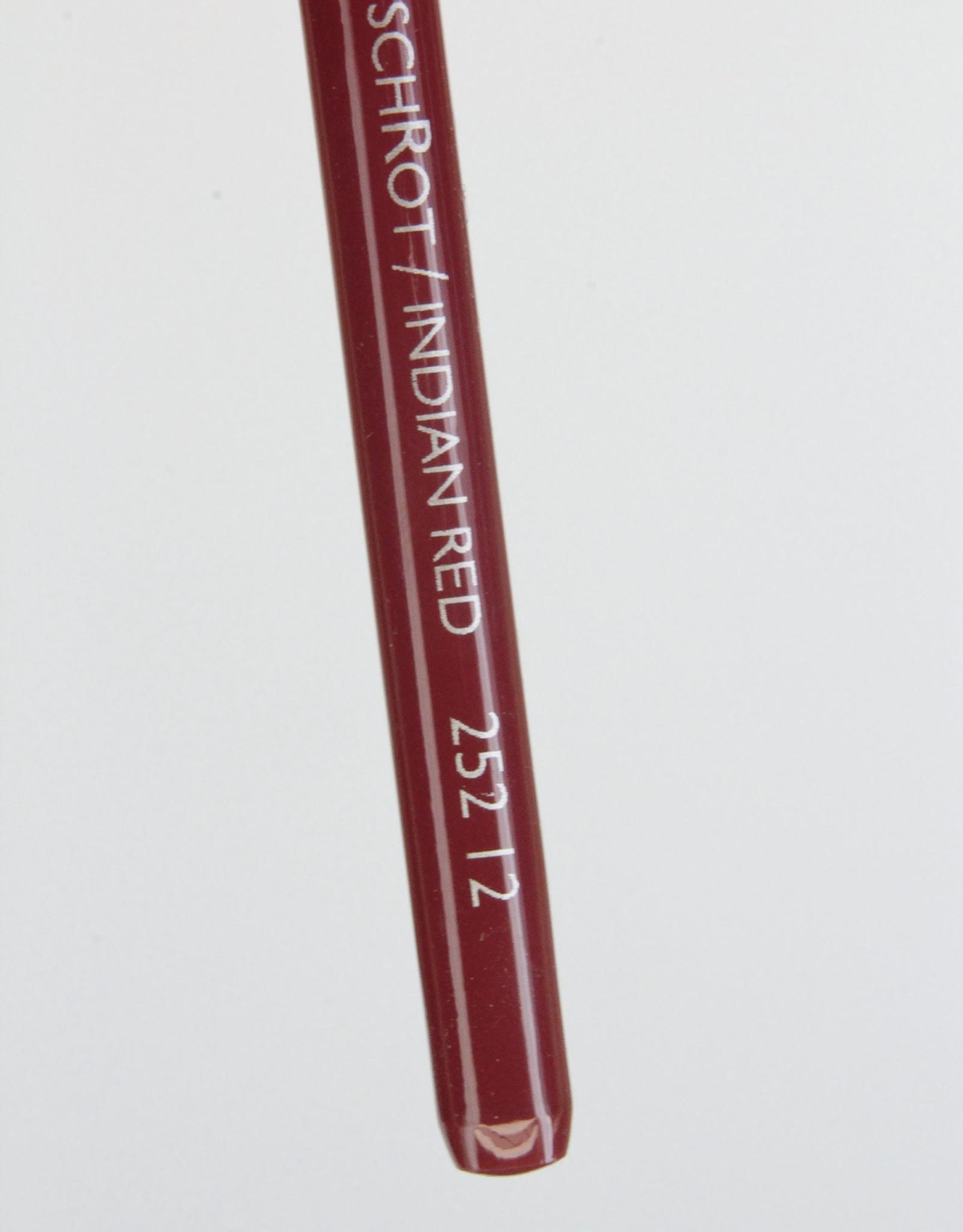 Cretacolor, Aqua Monolith Pencil, Indian Red