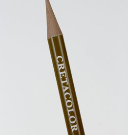 Cretacolor, Aqua Monolith Pencil, Olive Brown