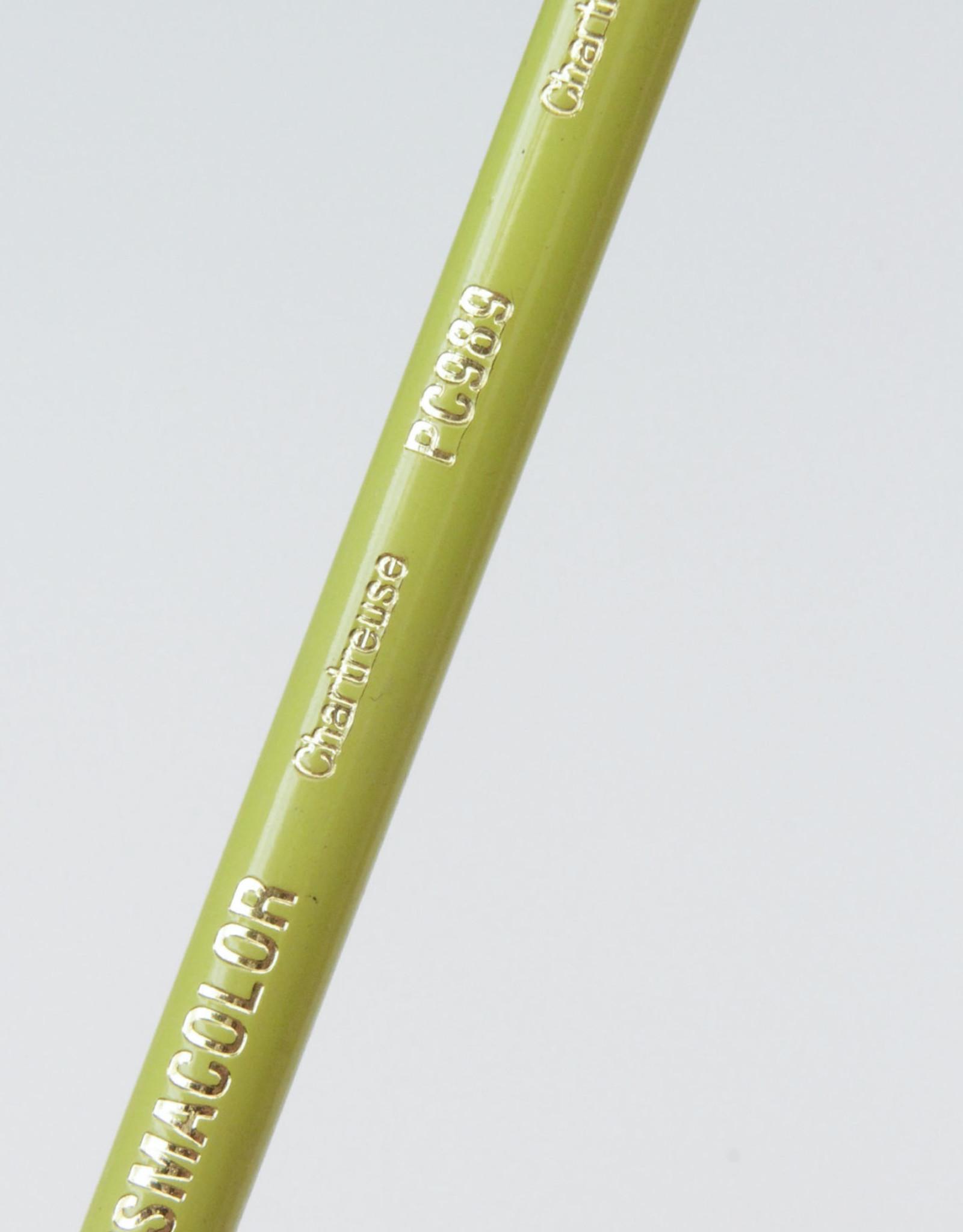 Prismacolor Pencil, 989: Chartreuse