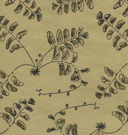 """India Botanical Sage, 20"""" x 27"""" Limited Availability"""