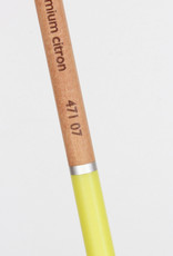 Cretacolor, Fine Art Pastel Pencil, Cadmium Citron Yellow