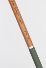 Cretacolor, Fine Art Pastel Pencil, Olive Green Dark