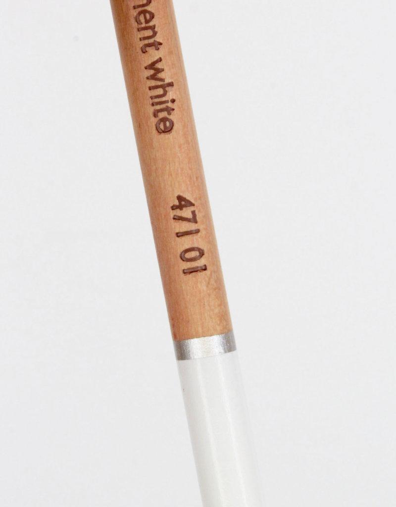 Cretacolor, Fine Art Pastel Pencil, Permanent White