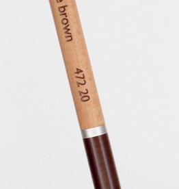 Cretacolor, Fine Art Pastel Pencil, Van Dyke Brown