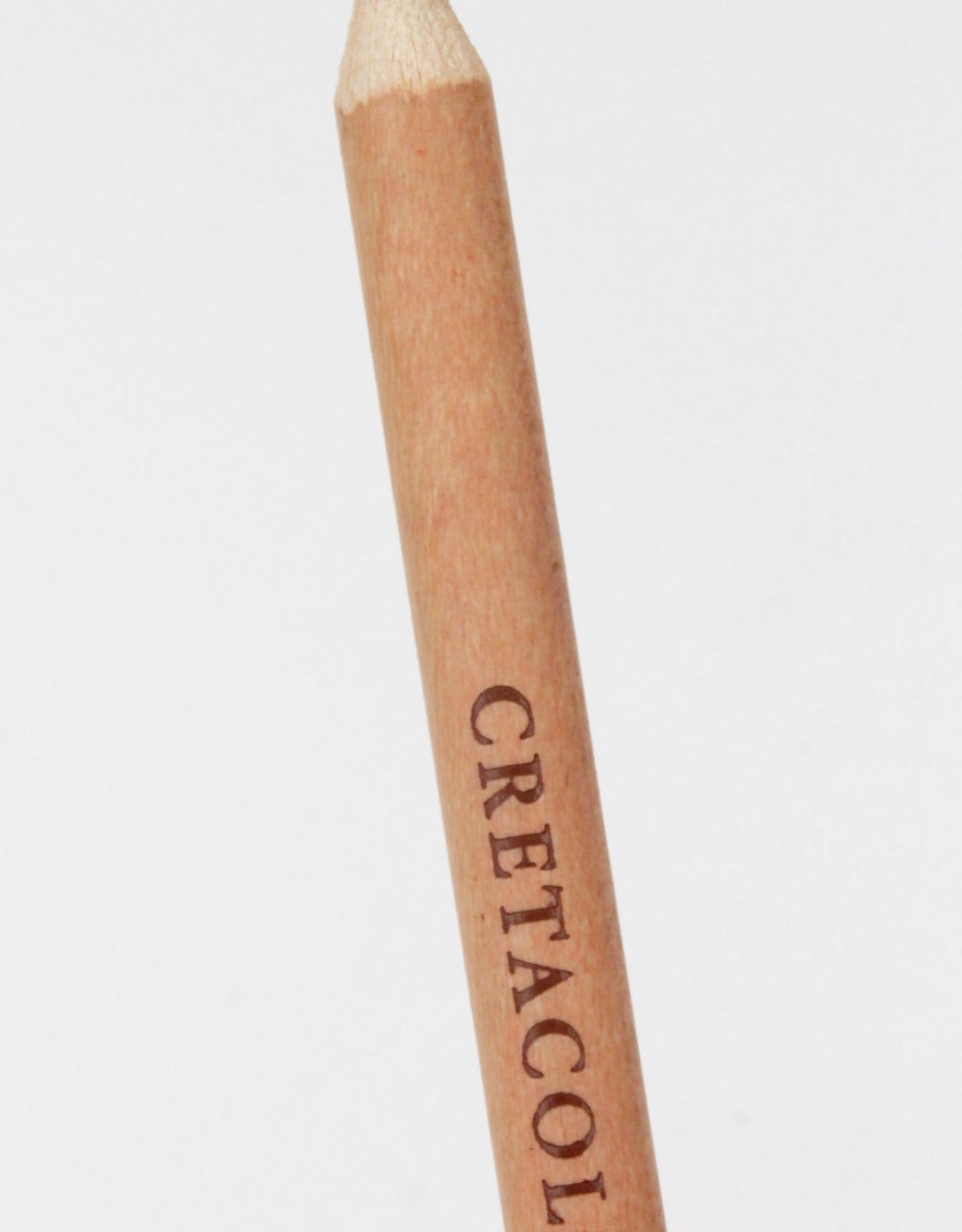 Cretacolor, Fine Art Pastel Pencil, Vermilion Dark