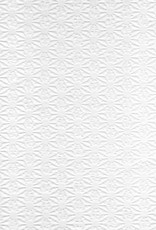 "Japan Asanoha Lace White, 21"" x 31"""