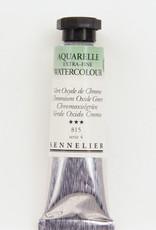 Sennelier, Aquarelle Watercolor Paint, Chromium Oxide Green, 815, 10ml Tube, Series 3