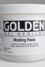 Golden, Molding Paste, Medium, 8 oz Jar