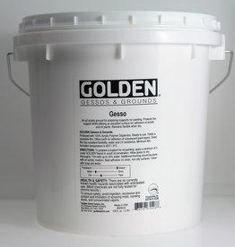 Golden, Gesso Ground, 128oz Bucket