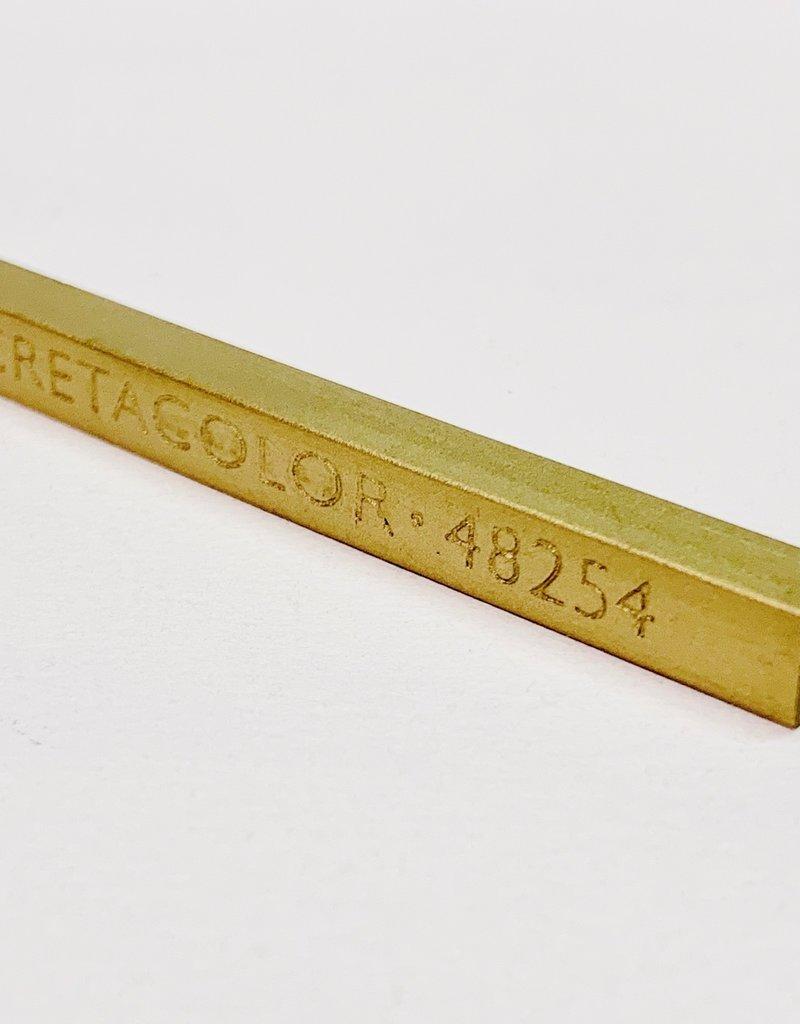 Cretacolor, Pastel Carre Chalk, Gold
