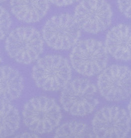 "Japanese Bachelor Buttons Lavender, 21"" x 31"""
