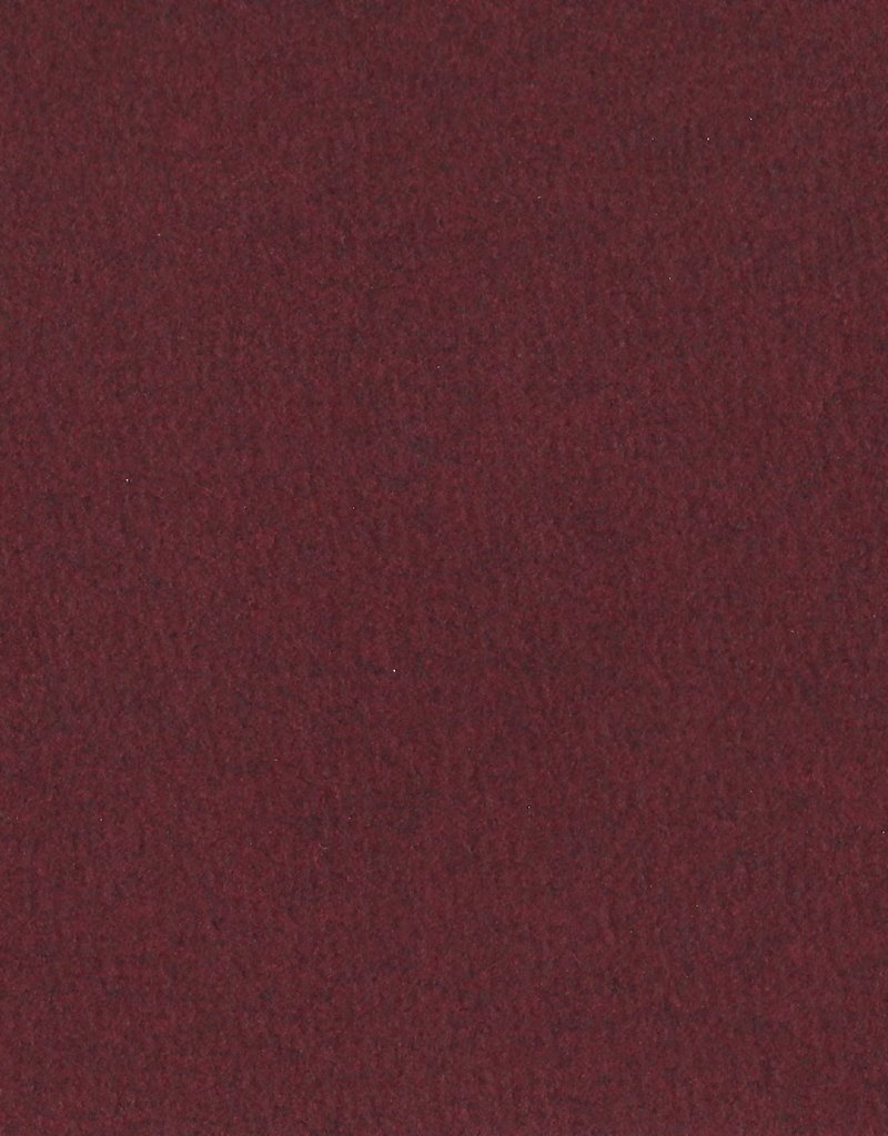 "German Bugra, Burgundy #322, 33"" x 41"" 130 gsm"