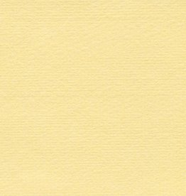 "German Ingres Antique, #103 Custard, 18.75"" x 24.75"", 100gsm"