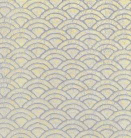 "Japan Uminami Lace Purple, 21"" x 31"""