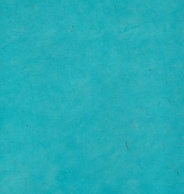 "Lokta Blue Lagoon, 20"" x 30"", 60gsm"