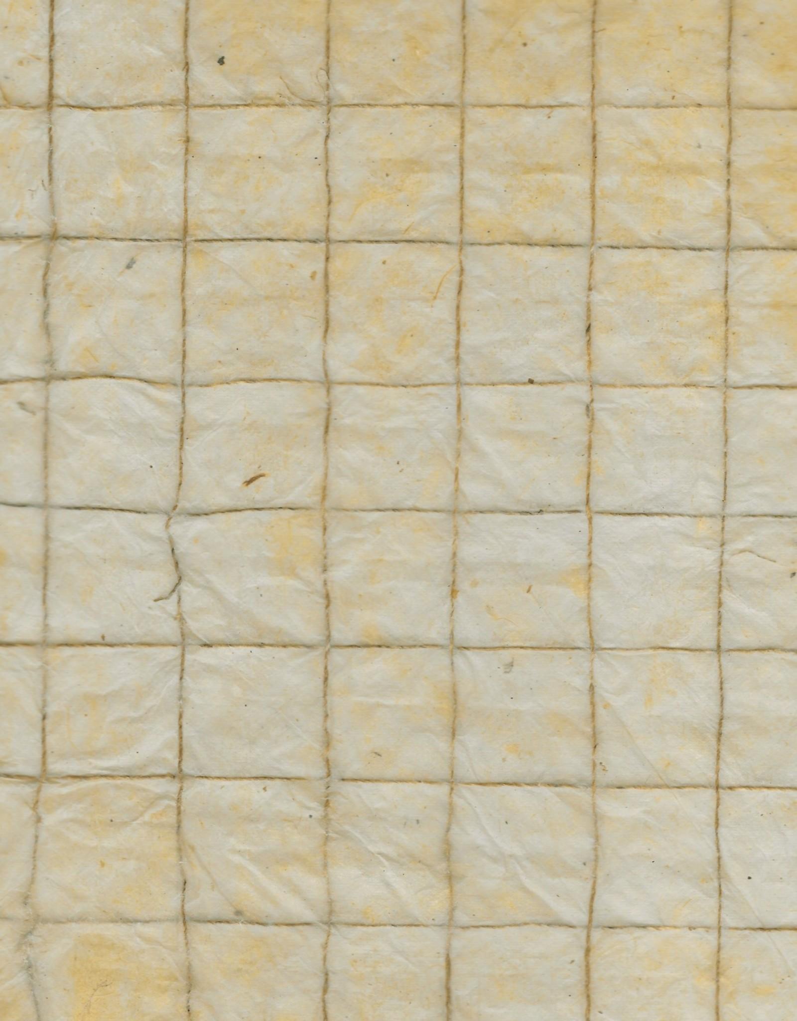 "Nepalese Oil Paper Square, 20"" x 28"""