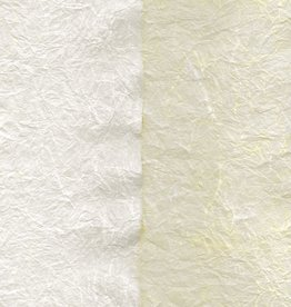 "Thai Reversible White/Cream, 23"" x 35"""