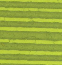 "Thai Stripes Lime/Forrest Green, 25"" x 37"""