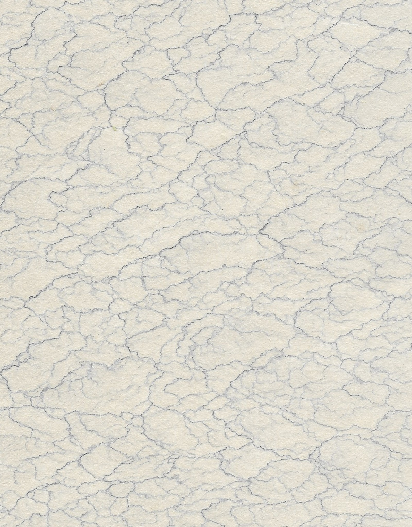 """Chinese Water Wave Gray Tint, 26"""" x 54"""""""