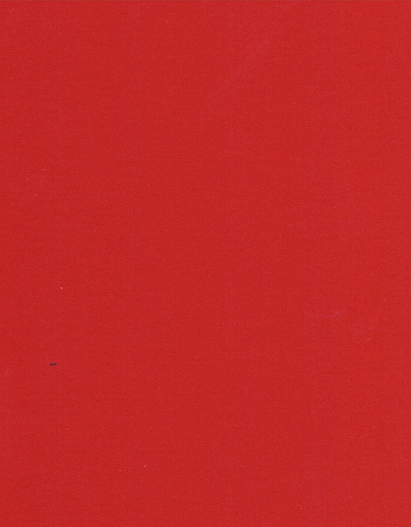 "Plike Cover Red, 20"" x 28"", 330gr."