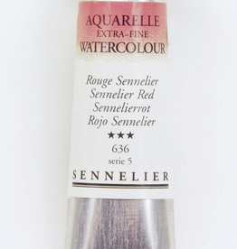 Sennelier, Aquarelle Watercolor Paint, Sennelier Red, 636,10ml Tube, Series 5
