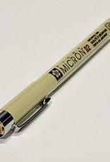 Sakura Micron Red Pen 02 .30mm
