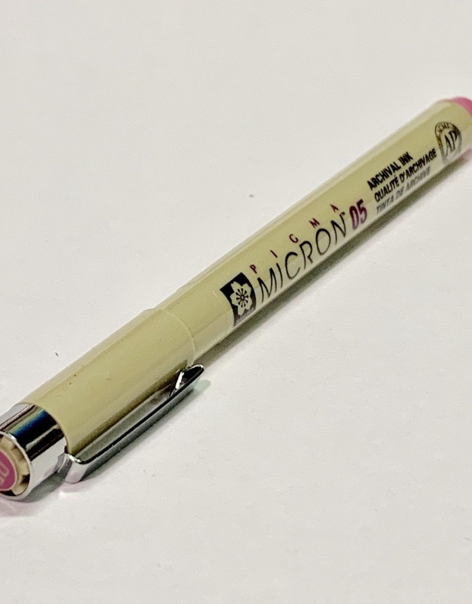 Micron Rose Pen 05 .45mm