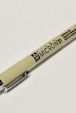 Sakura Micron Orange Pen 01 .25mm