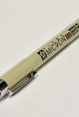 Sakura Micron Green Pen 005 .20mm