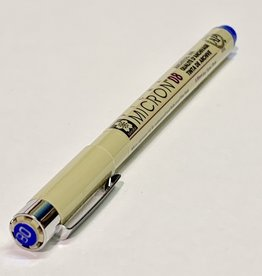 Sakura Micron Blue Pen 08 .50mm