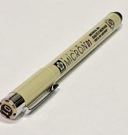 Sakura Micron Black Pen 01 .25mm